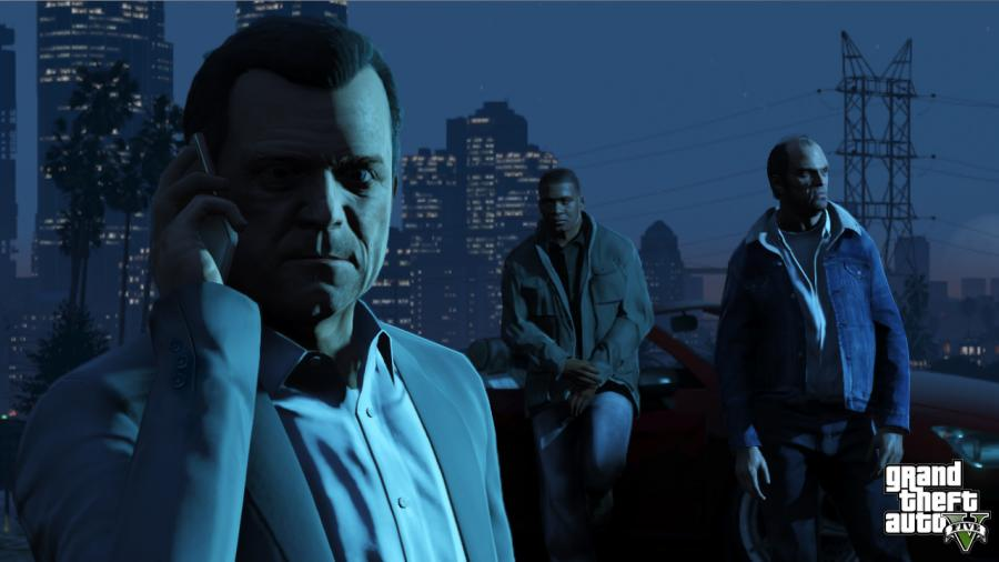 GTA 5 - Grand Theft Auto V Screenshot 1