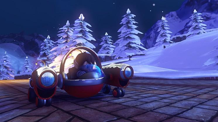 Sonic & SEGA All-Stars Racing Transformed Screenshot 6
