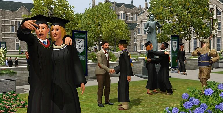 The Sims 3 - University Life (Addon) Screenshot 6