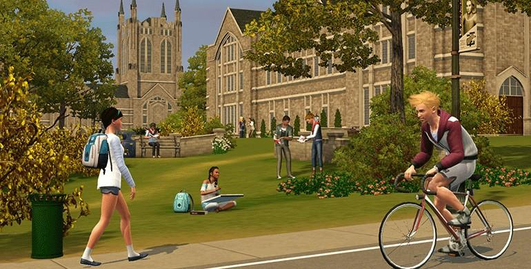 The Sims 3 - University Life (Addon) Screenshot 3