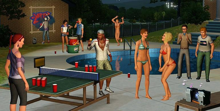 The Sims 3 - University Life (Addon) Screenshot 7