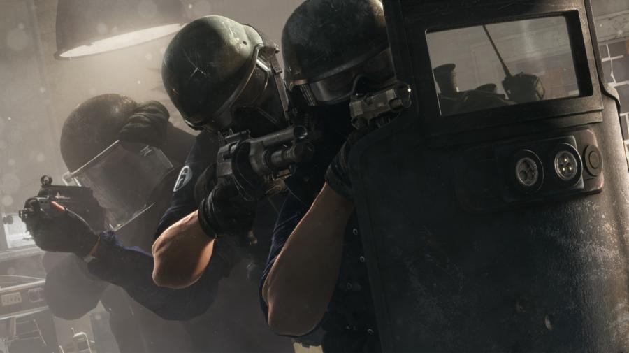 Rainbow Six Siege Screenshot 4