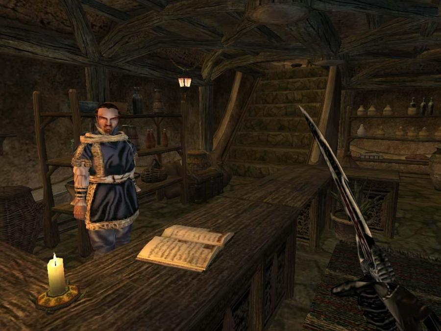 The Elder Scrolls 3: Morrowind - Game of the Year Edition Screenshot 4