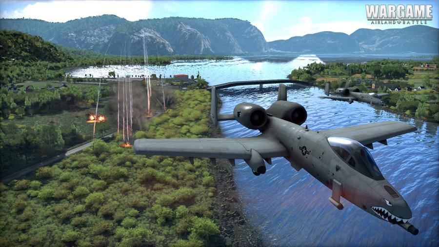 Wargame AirLand Battle Screenshot 6