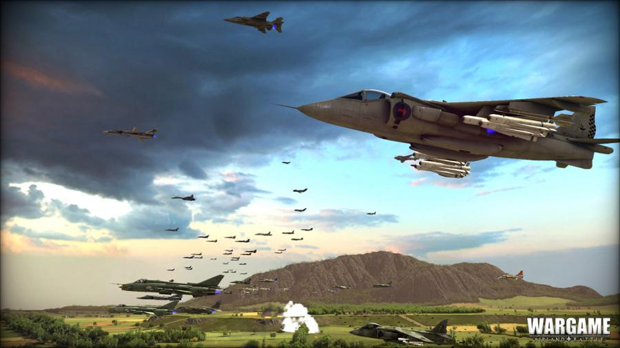 Wargame AirLand Battle Screenshot 1