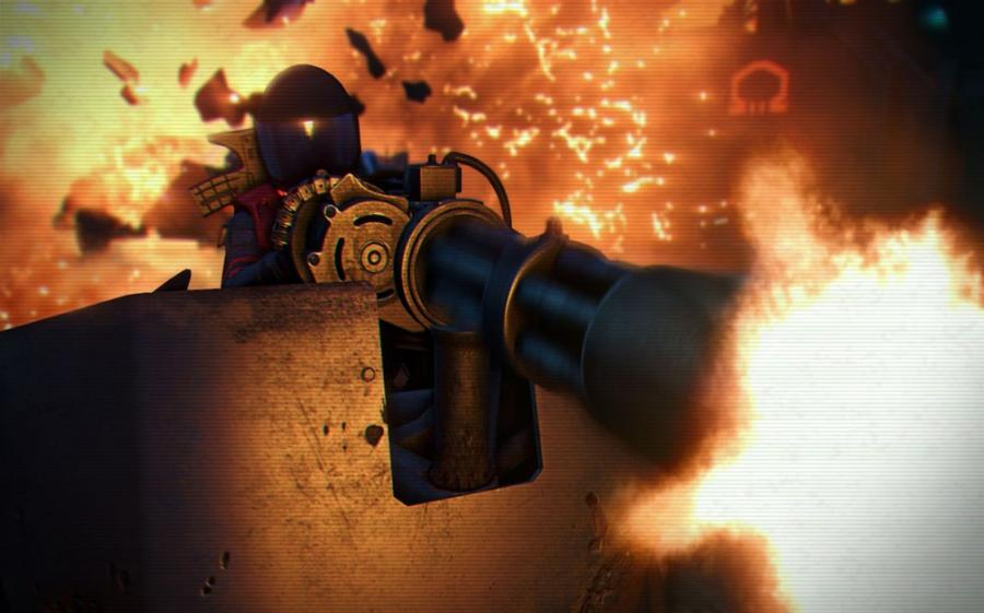 Far Cry 3 - Blood Dragon Screenshot 4