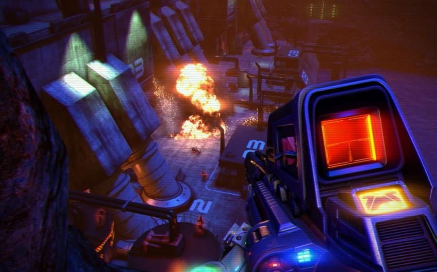 Far Cry 3 - Blood Dragon Screenshot 2