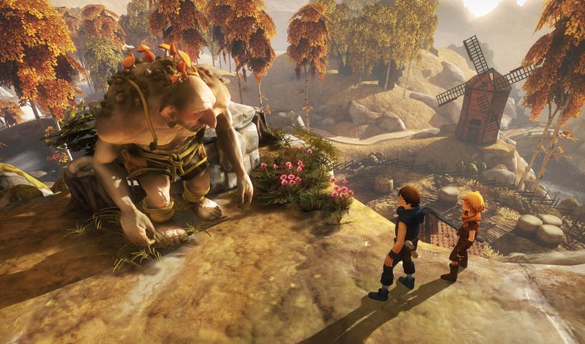 Brothers - A Tale of Two Sons Screenshot 2