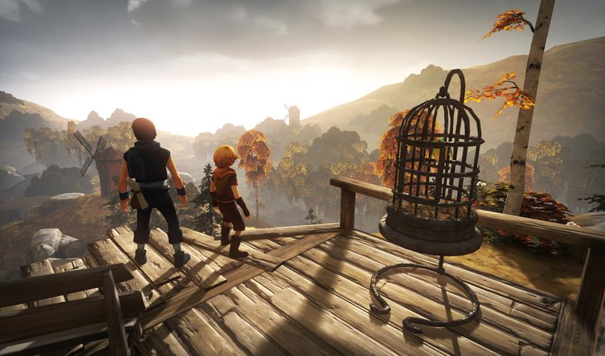 Brothers - A Tale of Two Sons Screenshot 1