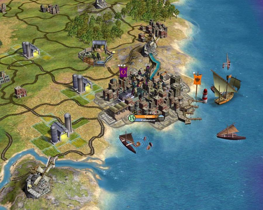 Civilization IV (4) - Complete Edition Screenshot 1