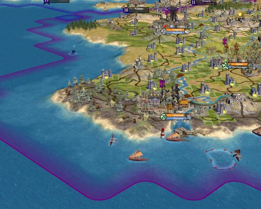 Civilization IV (4) - Complete Edition Screenshot 4