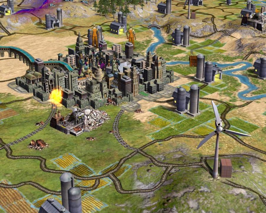 Civilization IV (4) - Complete Edition Screenshot 2
