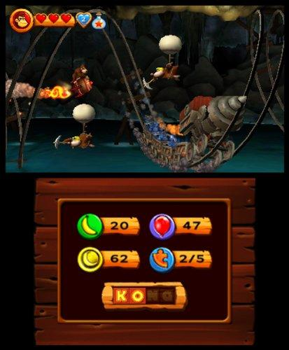 Donkey Kong Country Returns - 3DS Screenshot 7