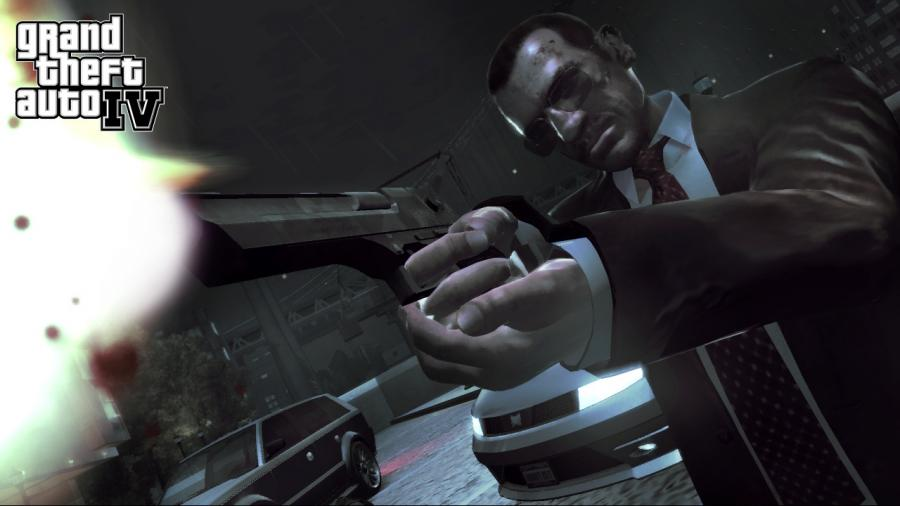 GTA 4 - Grand Theft Auto IV Screenshot 5