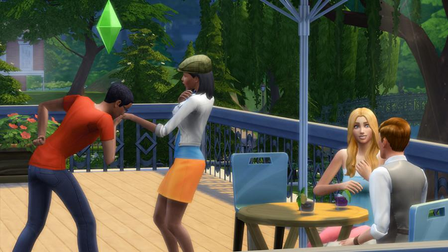 The Sims 4 Screenshot 2