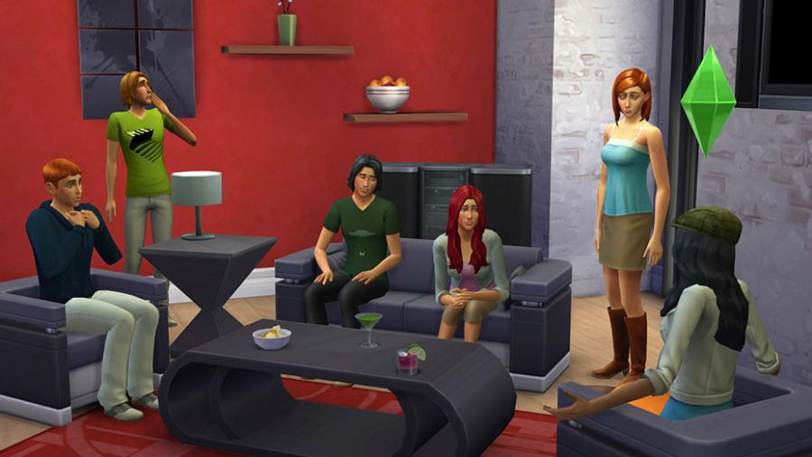 The Sims 4 Screenshot 4