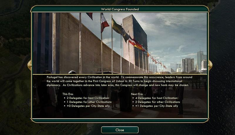Civilization V (5) - Brave New World (Addon) Screenshot 3