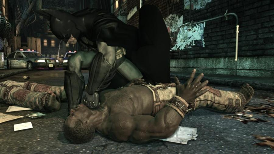 Batman Arkham Asylum - Game of the Year Edition Screenshot 4