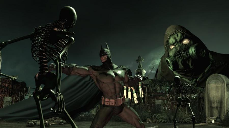 Batman Arkham Asylum - Game of the Year Edition Screenshot 3