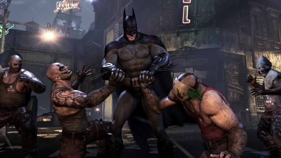 Batman Arkham City Screenshot 4