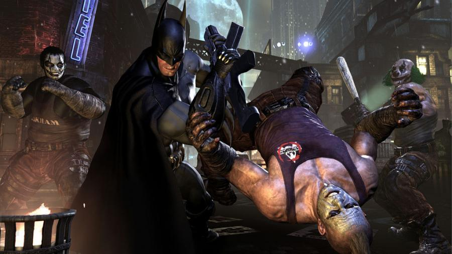 Batman Arkham City Screenshot 7