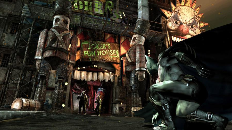 Batman Arkham City Screenshot 5