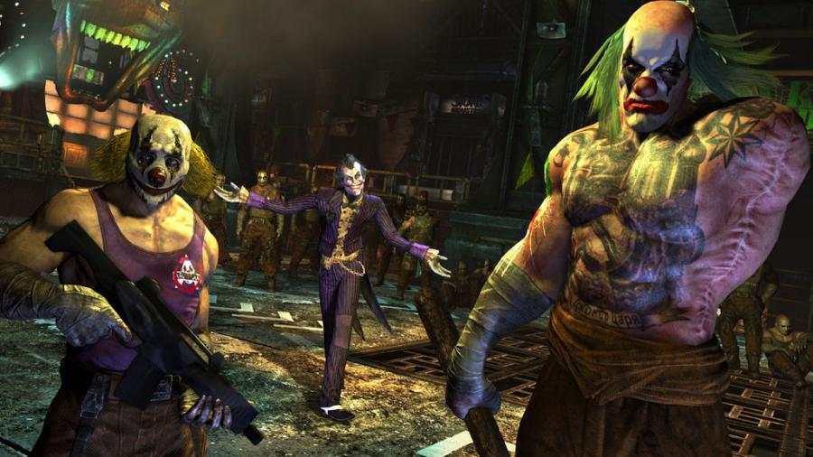 Batman Arkham City Screenshot 8