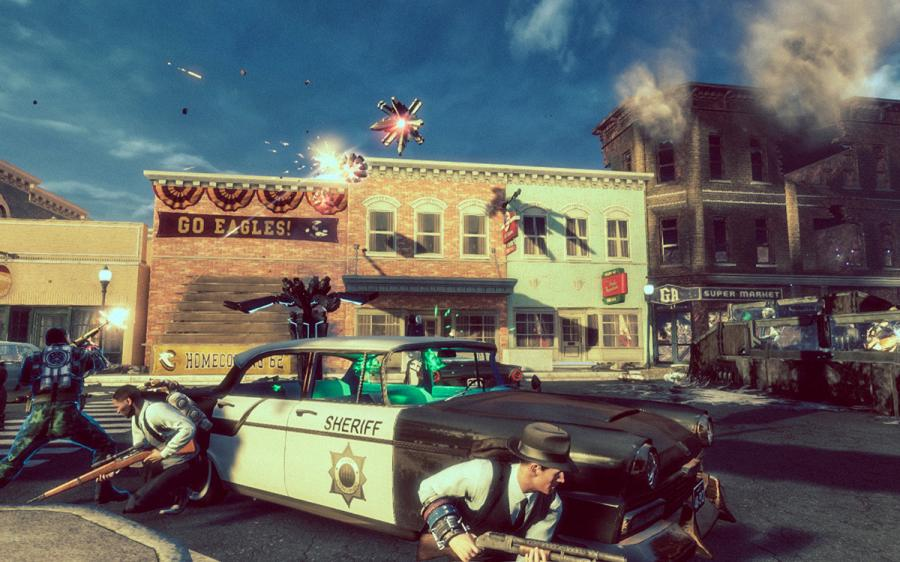 The Bureau XCOM Declassified Screenshot 4