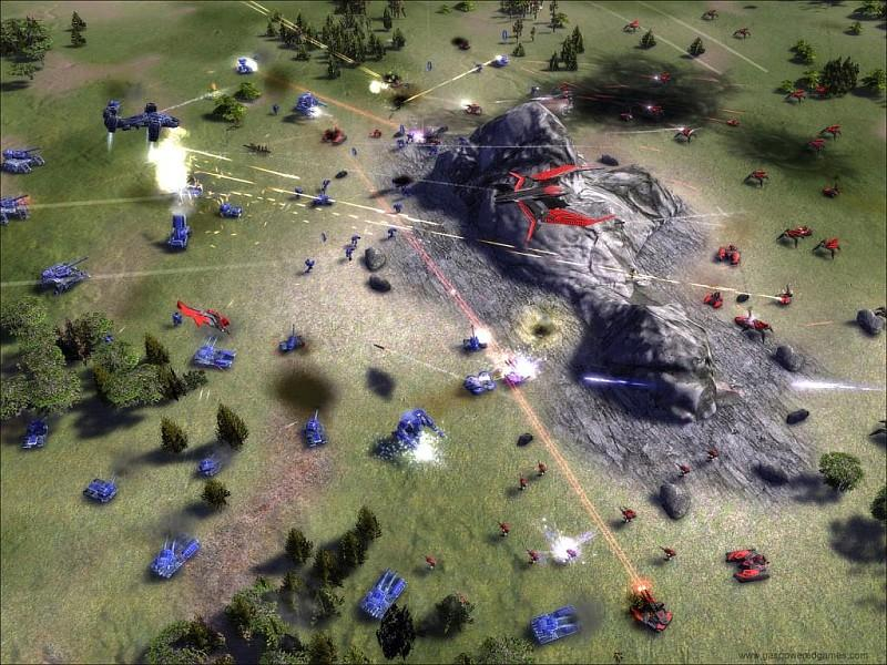 Supreme Commander - Gold Edition Screenshot 9