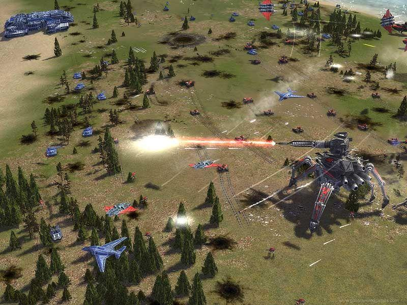 Supreme Commander - Gold Edition Screenshot 5