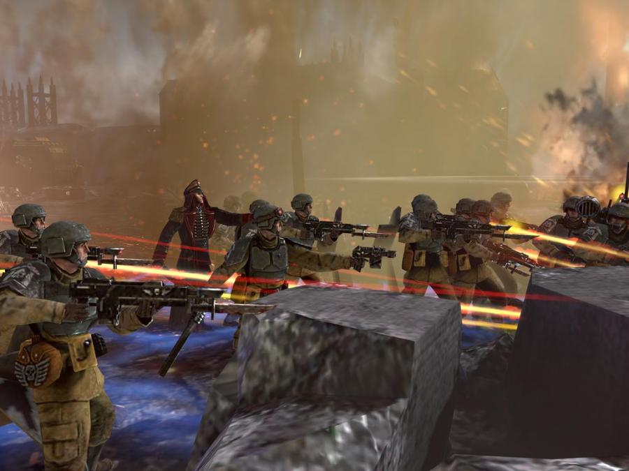 Warhammer 40000: Dawn of War 2 - Retribution (Addon) Screenshot 8