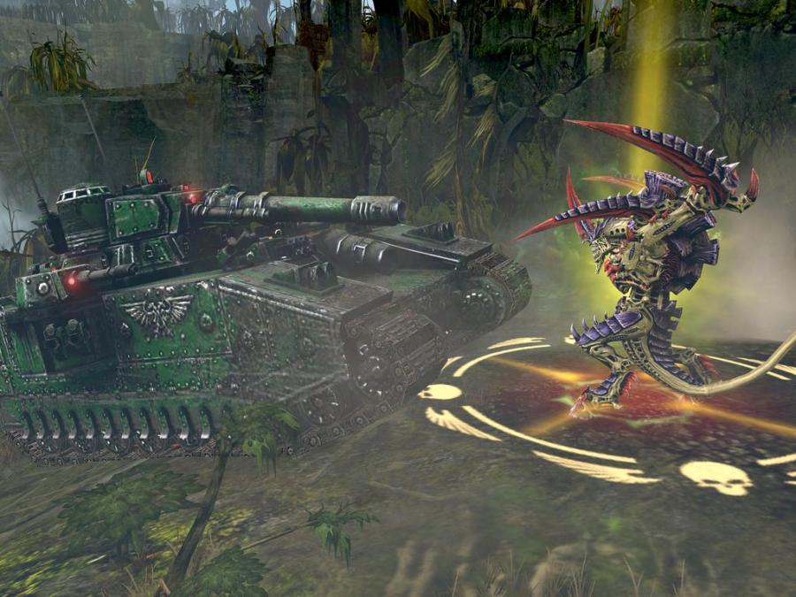 Warhammer 40000: Dawn of War 2 - Retribution (Addon) Screenshot 4