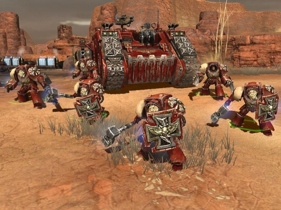 Warhammer 40000: Dawn of War 2 - Retribution (Addon) Screenshot 1