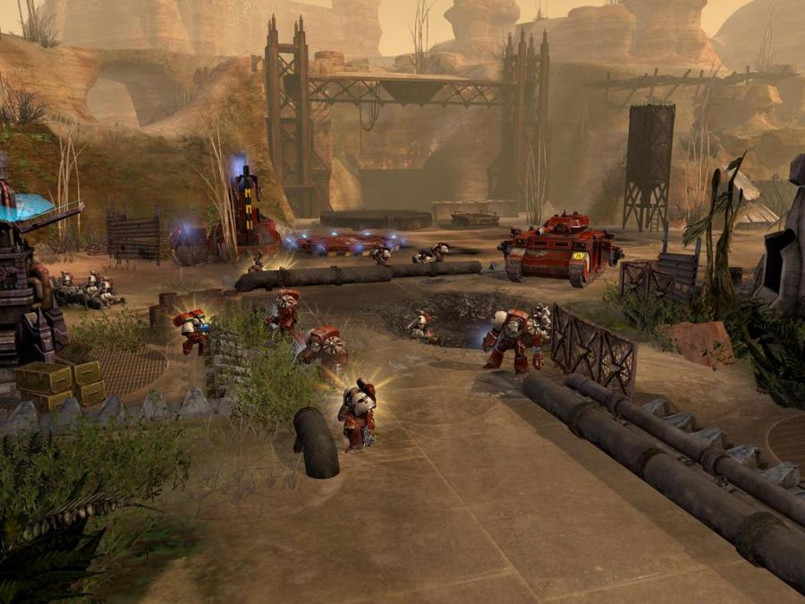Warhammer 40000: Dawn of War 2 - Retribution (Addon) Screenshot 6