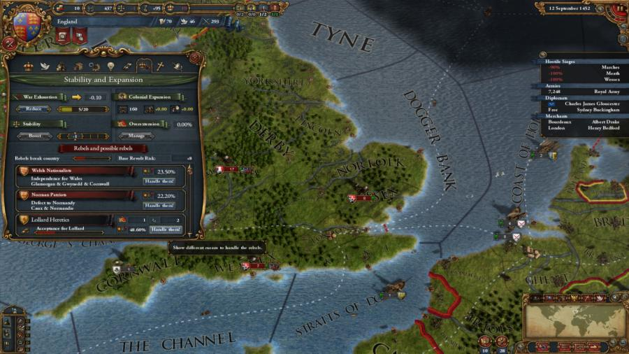 Europa Universalis IV - Digital Extreme Edition Screenshot 1