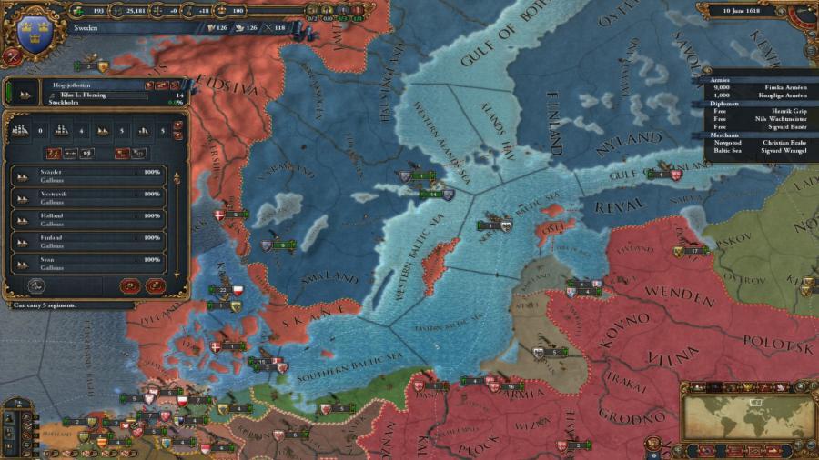 Europa Universalis IV - EU4