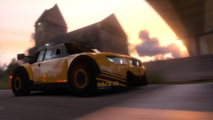 Trackmania 2 Valley Screenshot 6