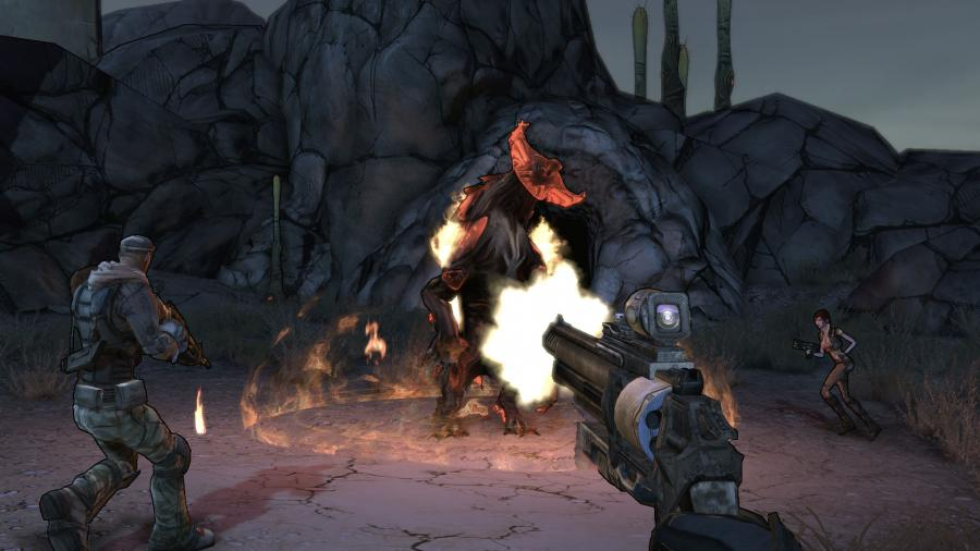 Borderlands - Game of the Year Edition Screenshot 3