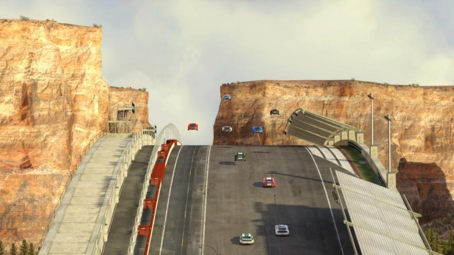 Trackmania 2 Canyon Screenshot 9