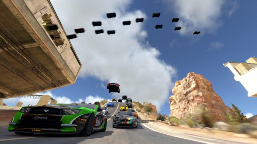 Trackmania 2 Canyon Screenshot 5