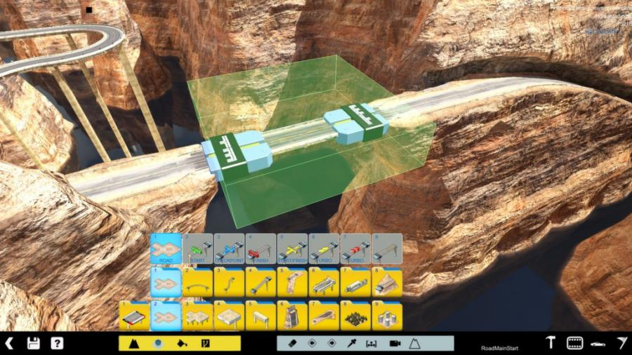 Trackmania 2 Canyon Screenshot 6