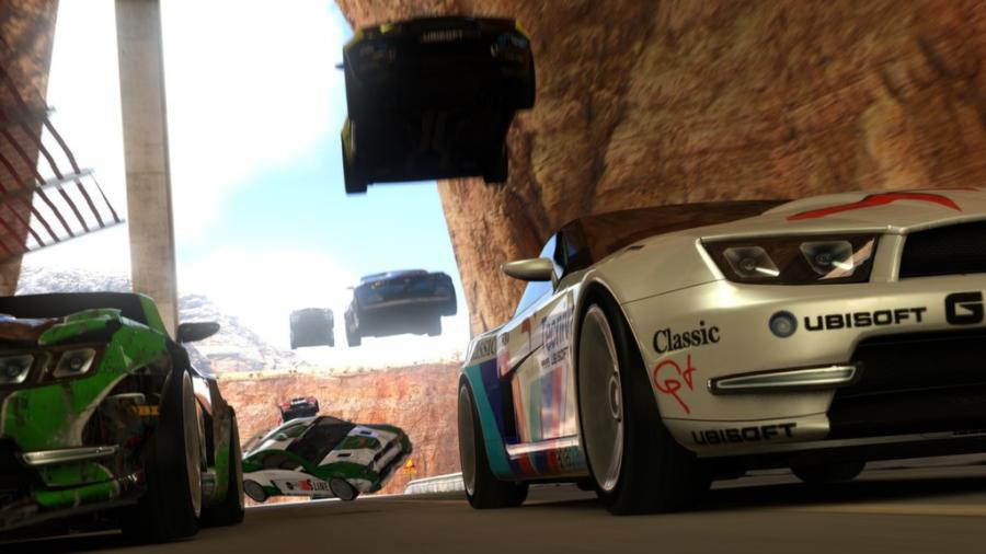 Trackmania 2 Canyon Screenshot 8