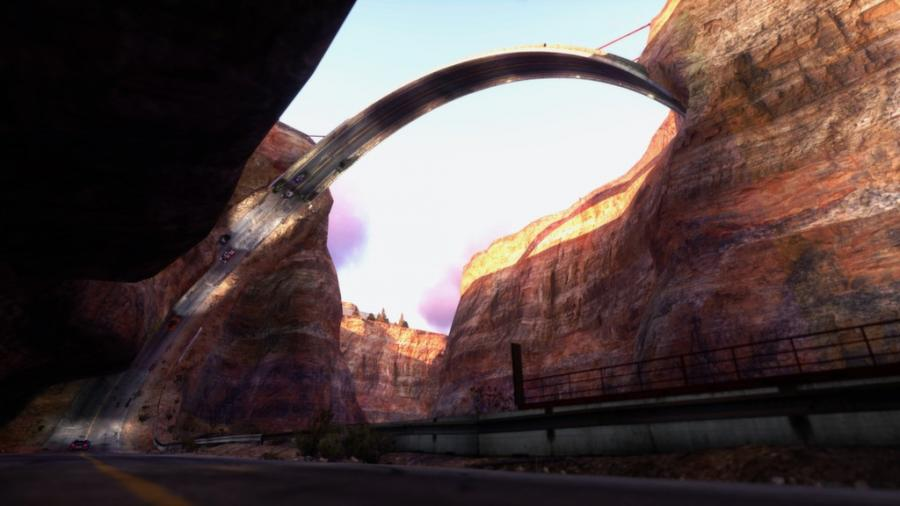 Trackmania 2 Canyon Screenshot 7