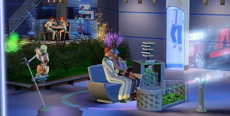 The Sims 3 - Into the Future (Addon) Screenshot 4