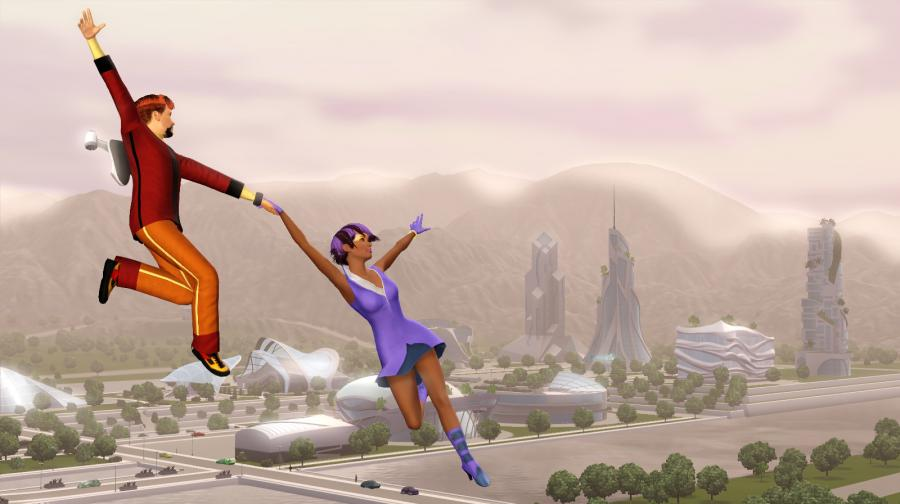 The Sims 3 - Into the Future (Addon) Screenshot 6