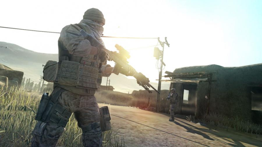 Operation Flashpoint - Red River Screenshot 1