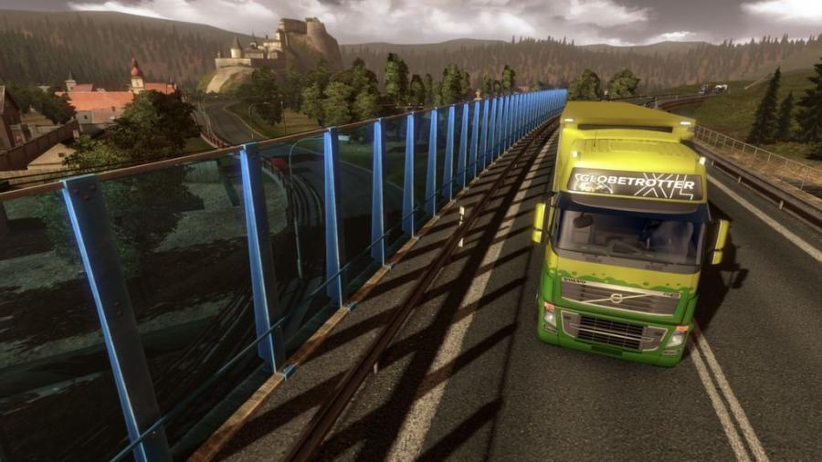 Euro Truck Simulator 2 - Going East (Addon) Screenshot 1