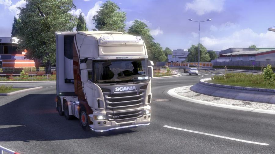 Euro Truck Simulator 2 - Gold Edition Screenshot 8