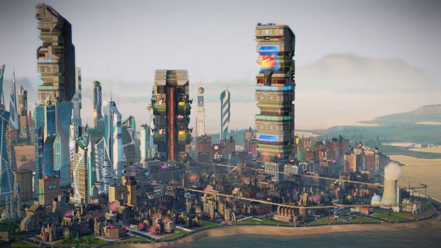 SimCity - Cities of Tomorrow (Addon) Screenshot 2