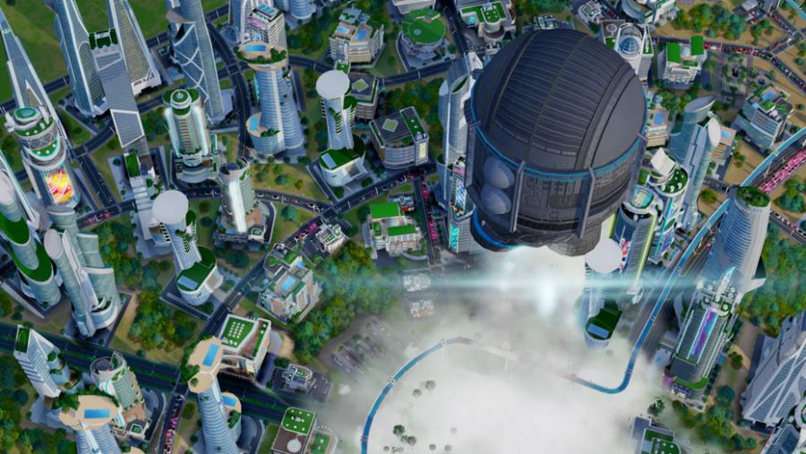 SimCity - Cities of Tomorrow (Addon) Screenshot 6